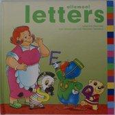 Allemaal letters (kinderboek)