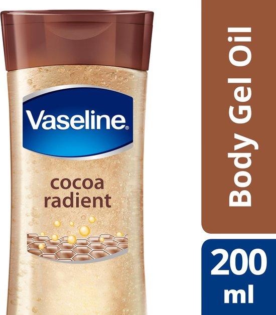 Vaseline Cocoa Radiant Oil Gel 200ML