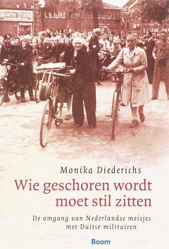 Wie geschoren wordt moet stil zitten - Monika Diederichs | Fthsonline.com