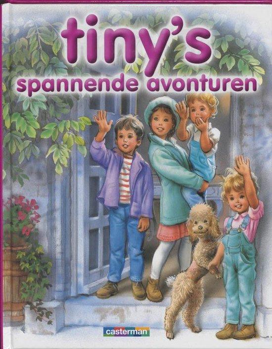 Tiny'S Spannende Avonturen - Marcel Marlier   Readingchampions.org.uk