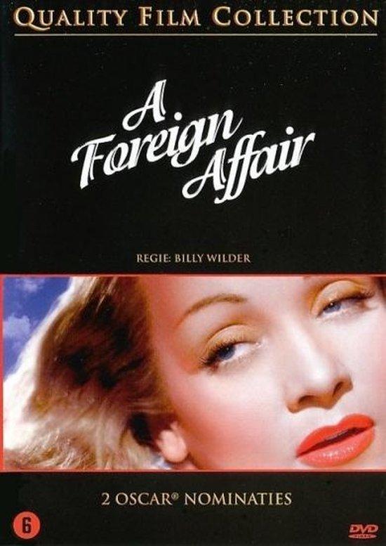 Cover van de film 'A Foreign Affair'