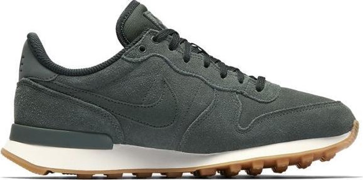 bol.com | Nike Sneakers Internationalist Se Dames Groen Maat 36