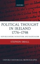 Political Thought in Ireland 1776-1798