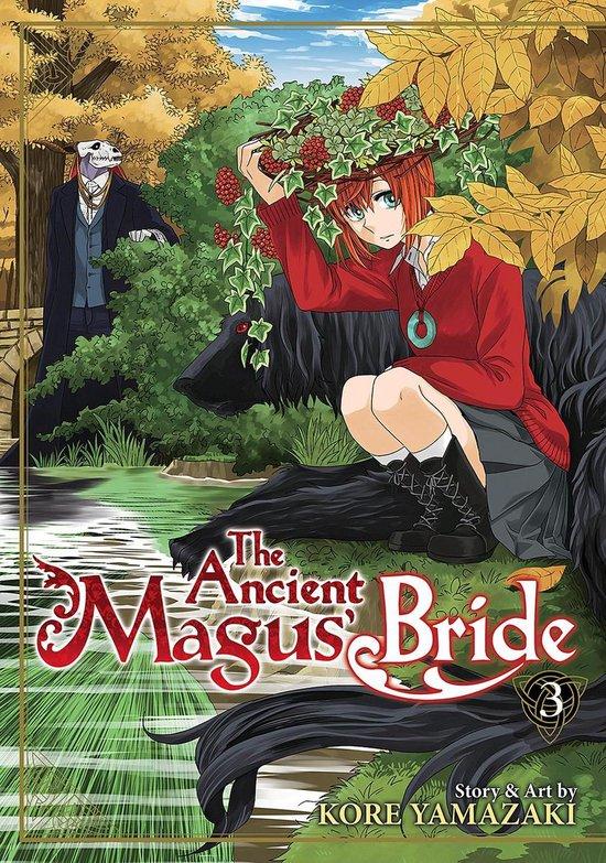 bol.com | The Ancient Magus' Bride Vol. 3 (ebook), Kore Yamazaki |  9781642752342 | Boeken