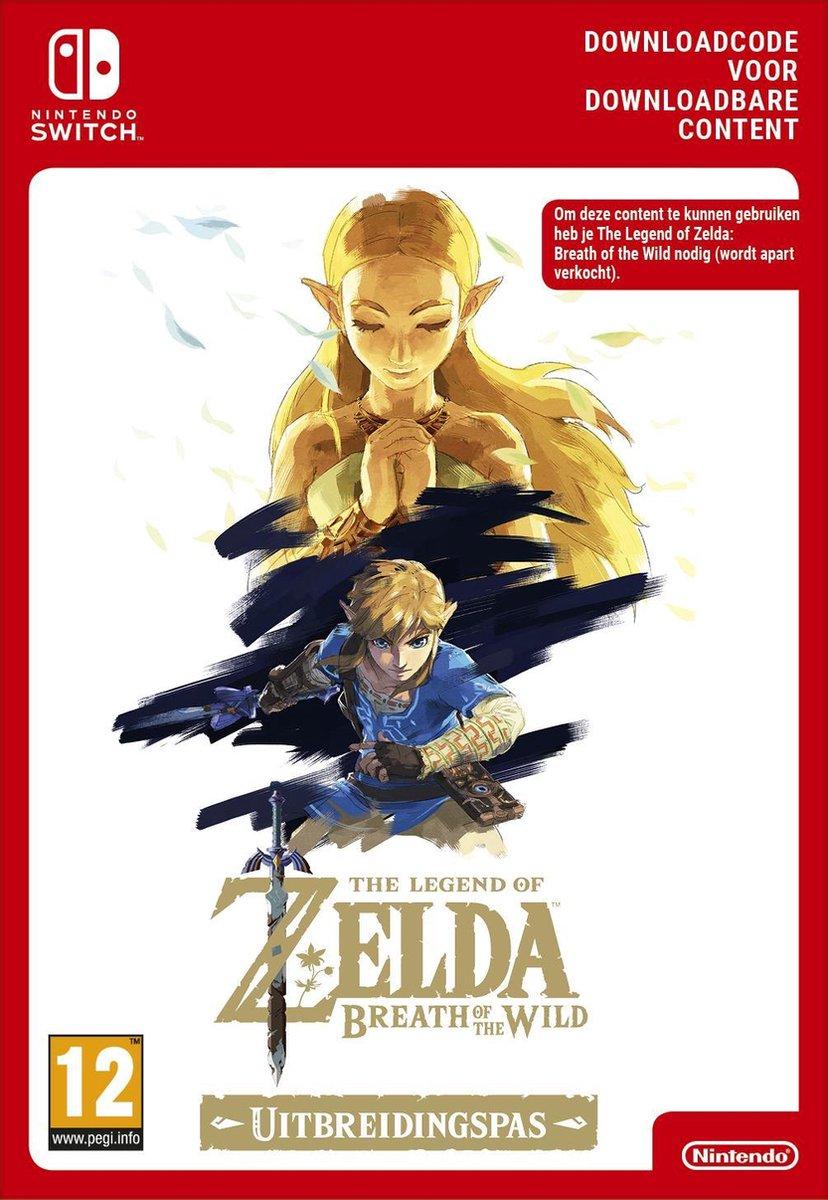 Zelda: Breath of the Wild - Uitbreidingspas - Nintendo Switch Download