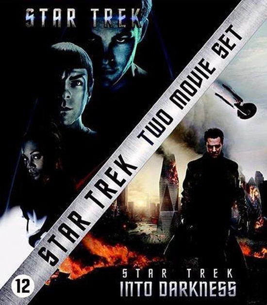 Cover van de film 'Star Trek/Star Trek - Into Darkness'