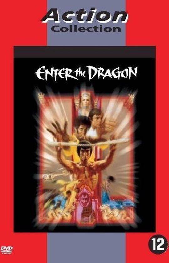 Cover van de film 'Enter The Dragon'