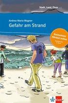 Stadt, Land, Fluss... - Gefahr am Strand (A1) Buch + Access