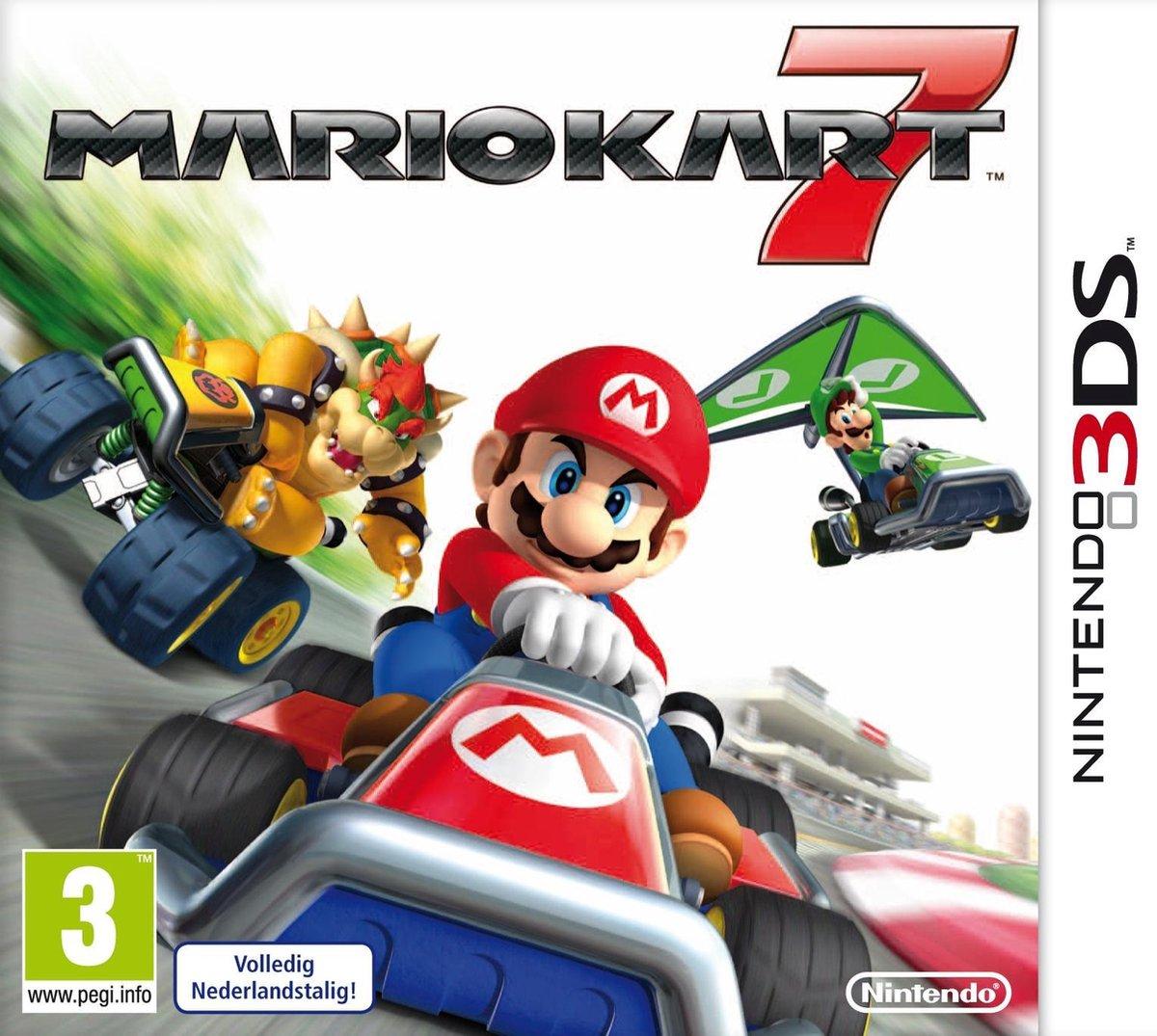Mario Kart 7 - 2DS + 3DS - Nintendo