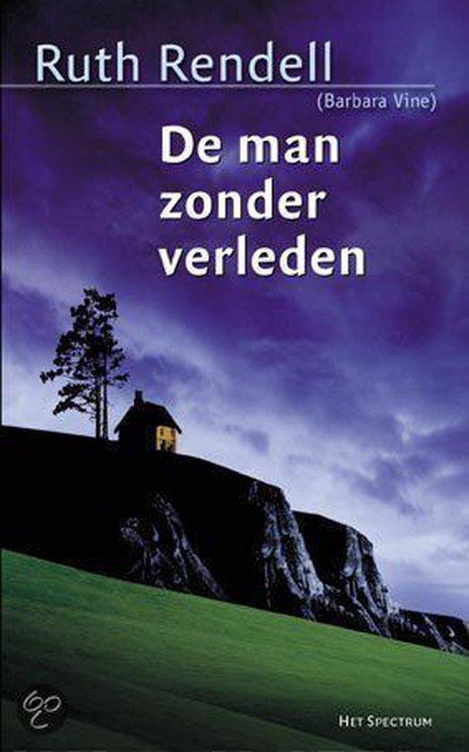 Cover van het boek 'De man zonder verleden' van Ruth Rendell