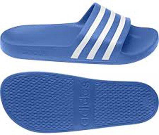 Adidas Adilette Aqua Slippers - Slippers - blauw kobalt - 37
