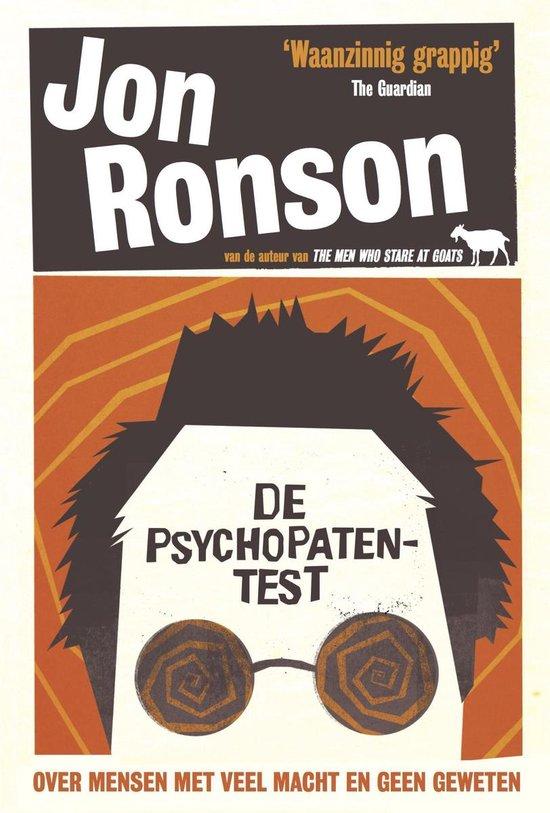 De psychopatentest - Jon Ronson |