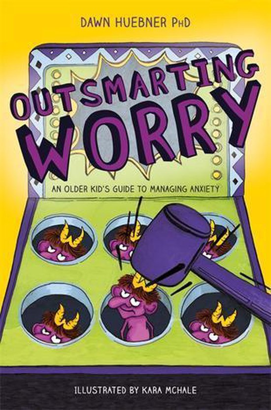 Omslag van Outsmarting Worry