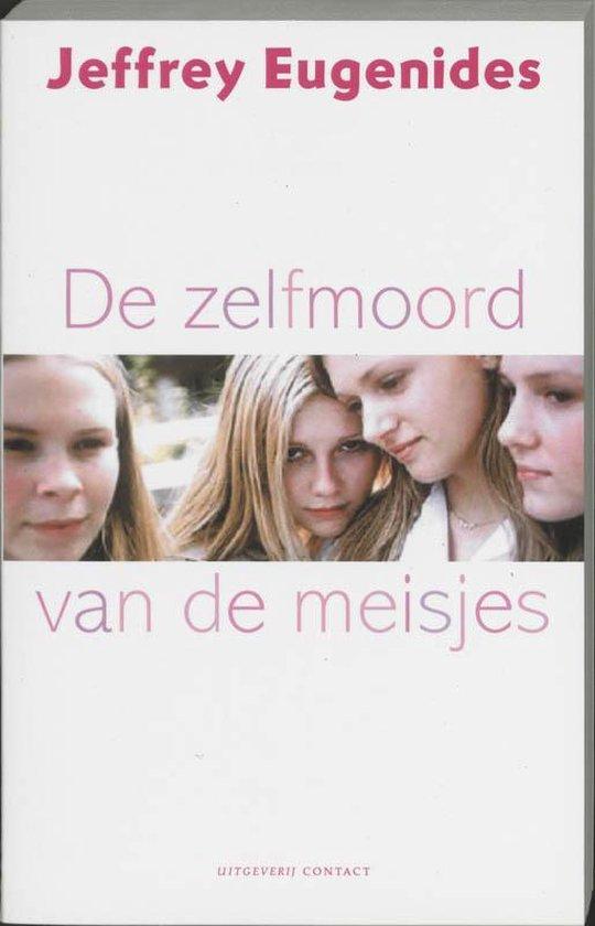 De Zelfmoord Van De Meisjes - Jeffrey Eugenides |