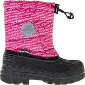 Color Kids Dylano Snowboots Kids  Snowboots - Maat 32--CONVERTMeisjesKinderen - roze/wit/zwart