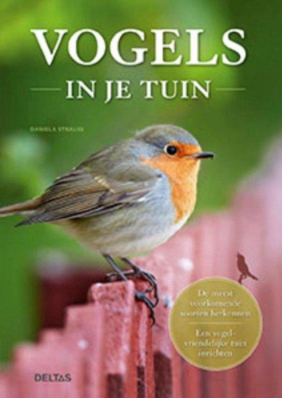 Vogels in je tuin - Daniella Strauss pdf epub