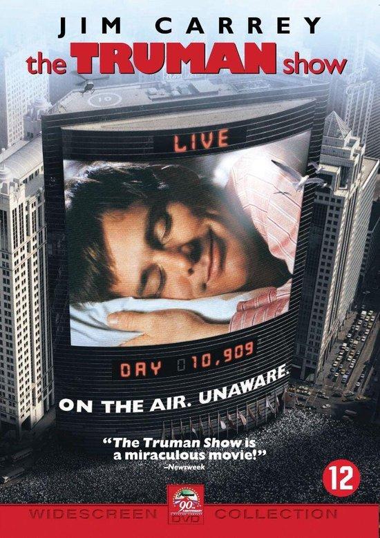Cover van de film 'Truman Show'