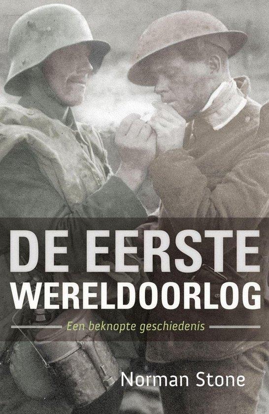De Eerste Wereldoorlog - Norman Stone pdf epub