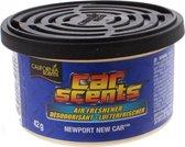 California Scents Luchtverfrisser Blik Newport New Car 42 Gram
