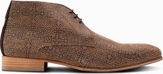 Paulo Bellini Boots Avellino Cognac/Brown.