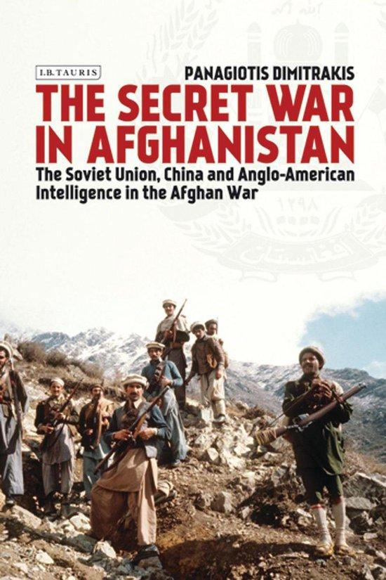 Boek cover The Secret War in Afghanistan van Panagiotis Dimitrakis