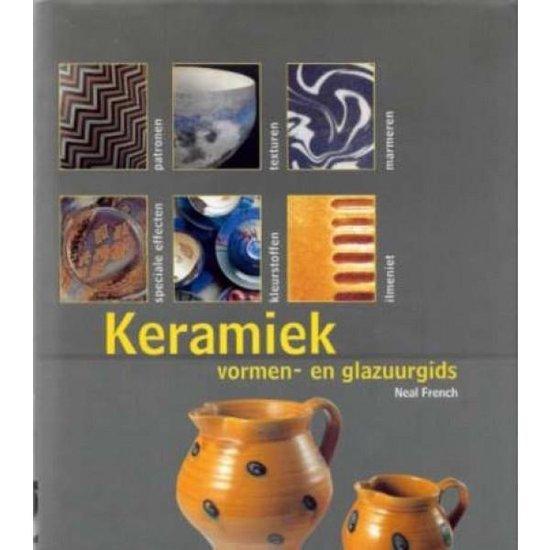 Keramiek vormen- en glazuurgids
