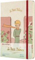 Moleskine 18 Maanden Agenda - 2020/21 - Limited Edition Planner - Petit Prince - Dagelijks - Large (13x21 cm) - Roses - Harde Kaft