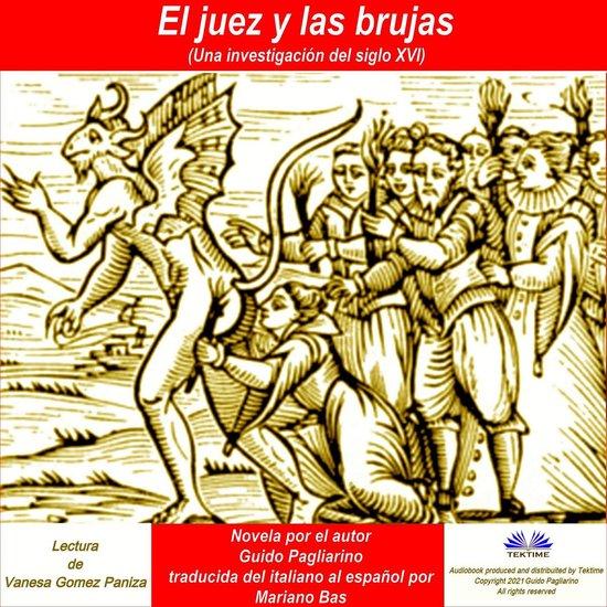 El Juez Y Las Brujas