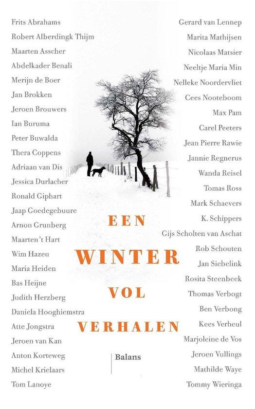 Boek cover Een winter vol verhalen van Frits Abrahams (Onbekend)