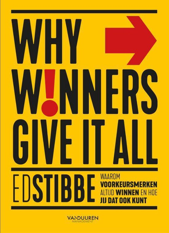 Why winners give it all