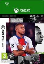 FIFA 21 Champions Edition - Xbox Series X/S/Xbox One - Game - Niet beschikbaar in België