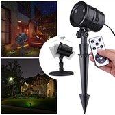 LED Laser projector lamp, lichteffect, kerstmis, w