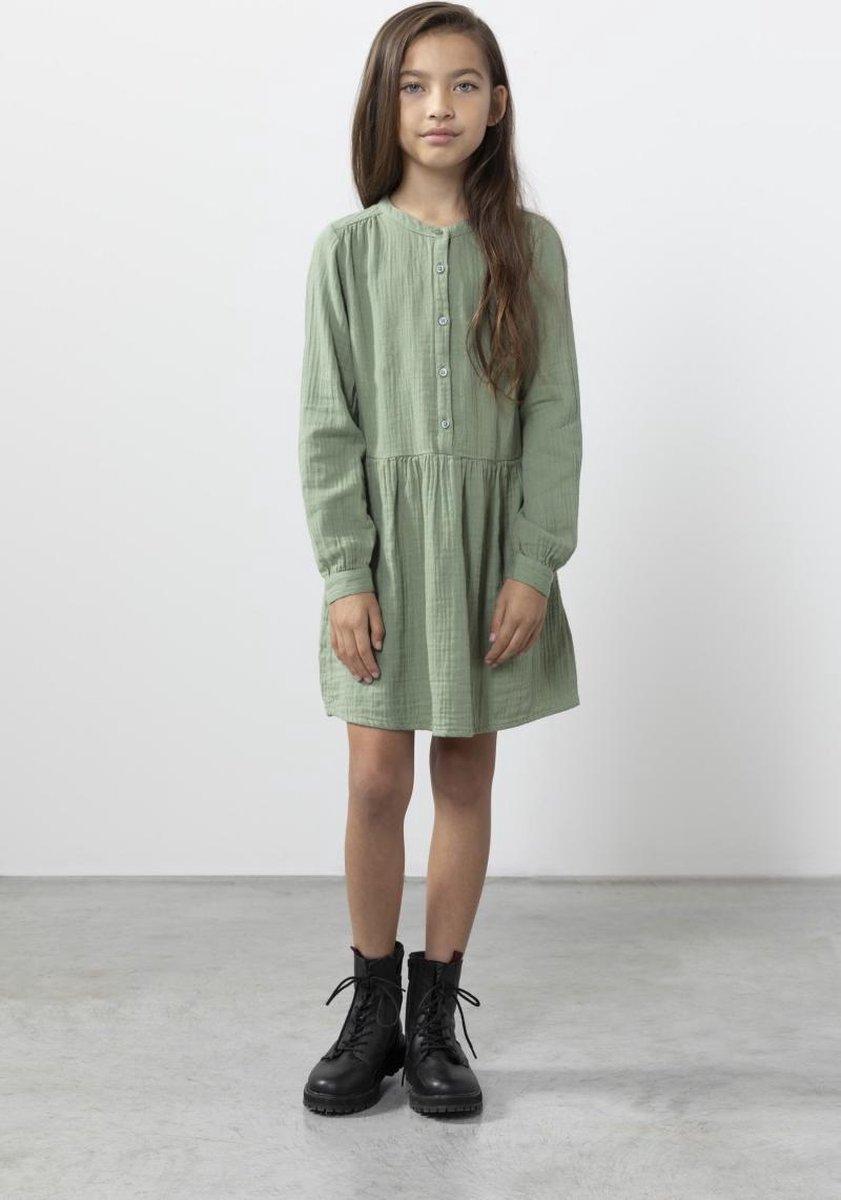 Sissy-Boy - Groene jurk met steekzakken