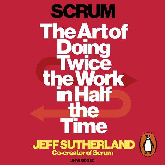 Boek cover Scrum van J.J. Sutherland (Onbekend)