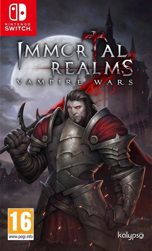Immortal Realms - Vampire Wars - Nintendo Switch