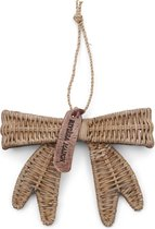 Rustic Rattan Jacky Bow S