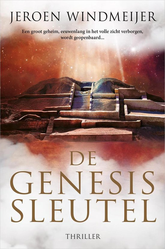 Boek cover De Genesissleutel van Jeroen Windmeijer (Onbekend)