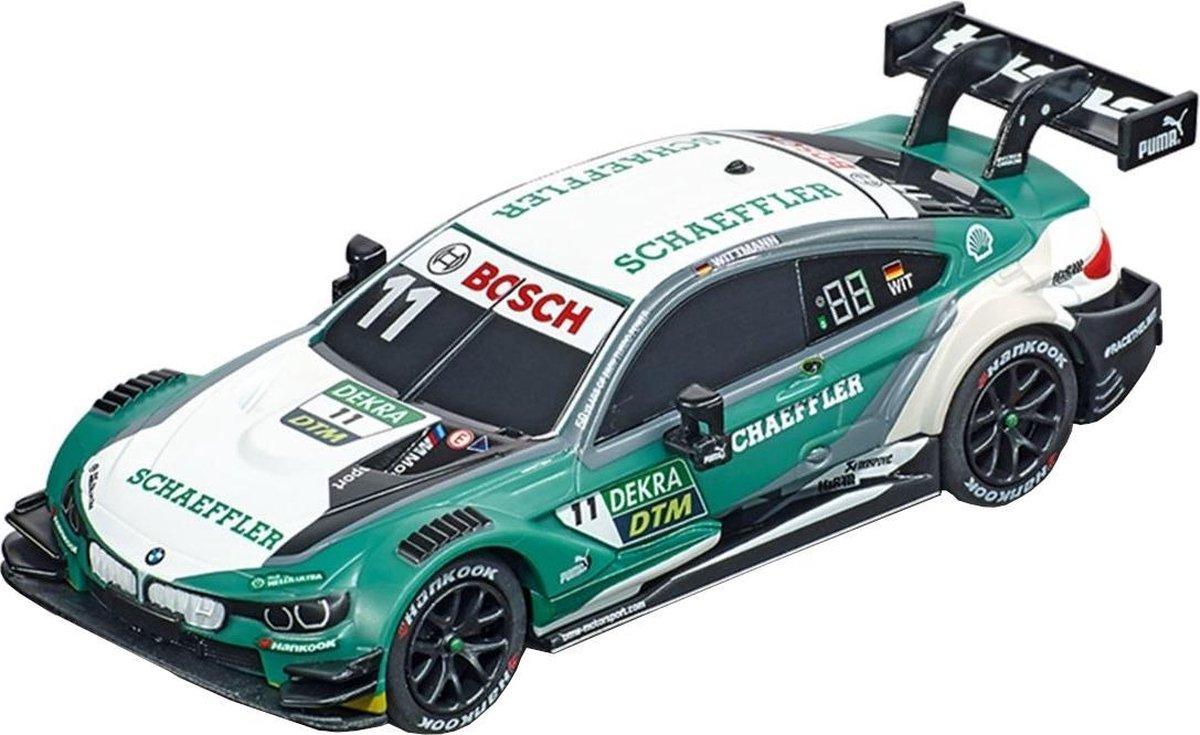"Carrera Go auto BMW M4 DTM ""M.Wittmann, No.11"""