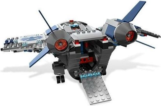 LEGO Super Heroes Quinjet Luchtduel - 6869