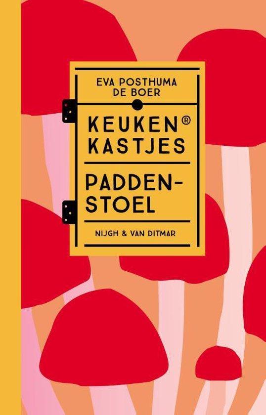 Boek cover Keukenkastjes – Paddenstoel van Eva Posthuma de Boer (Hardcover)