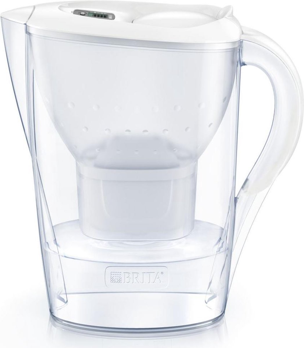 BRITA fill&enjoy Marella Cool White - 6filters + 1kan