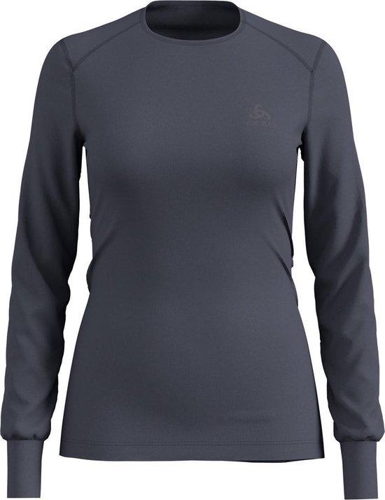 ODLO Bl Top Crew Neck L/S Active Warm Thermoshirt Dames - Maat XL