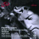 Requiem/Partitas, Chorales & Ciaconna