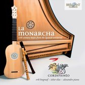 La Monarcha: 17th Century Music From The Spanish Territories