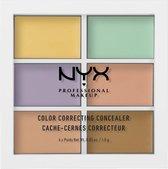 NYX Professional Makeup - 3C Palette - Color Correcting Concealer