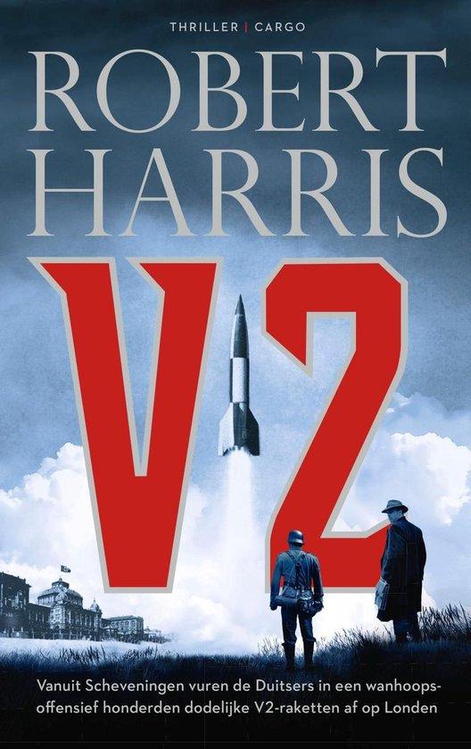 Boek cover V2 van Robert Harris (Binding Unknown)