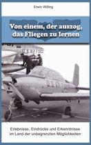 Boek cover Von einem, der auszog, das Fliegen zu lernen van Erwin Willing