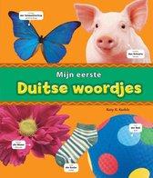 Boek cover Mijn eerste woordjes  -   Mijn eerste Duitse woordjes van Katy R. Kudela