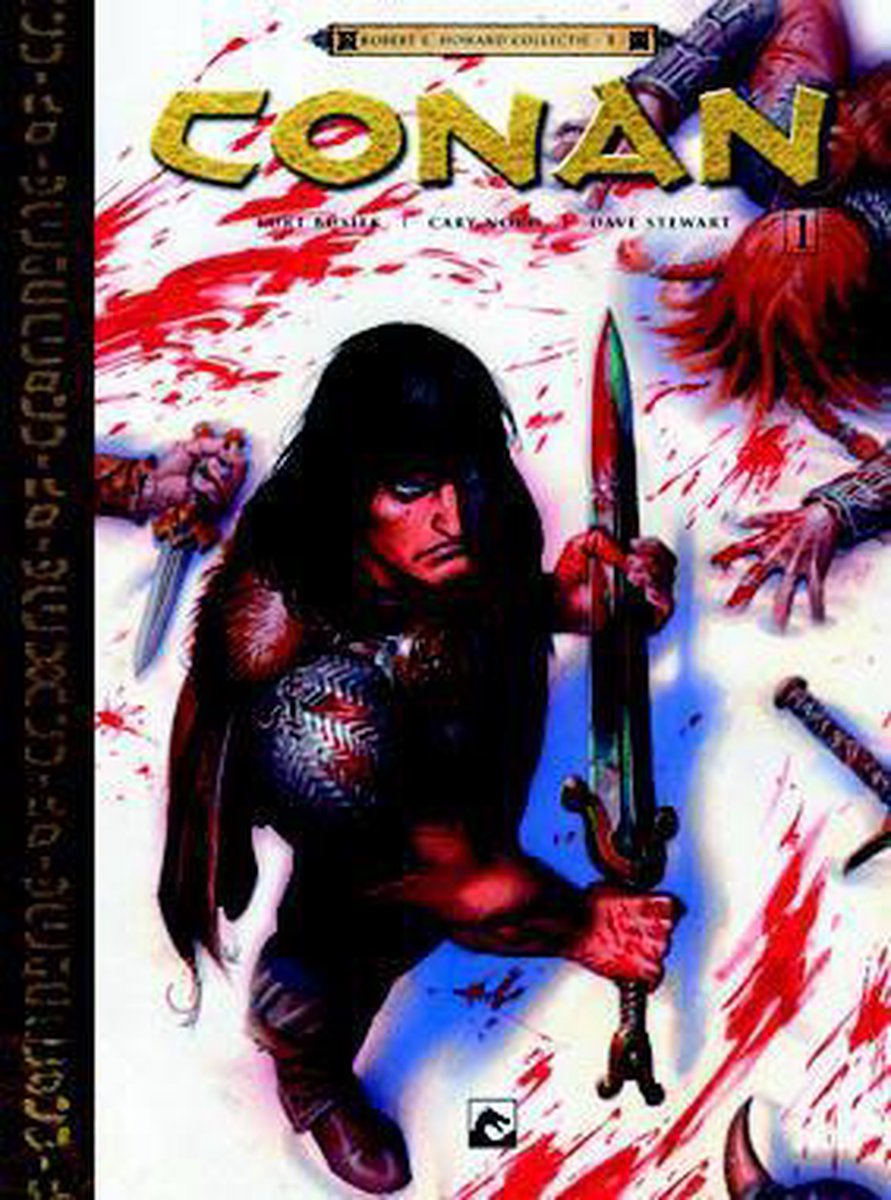 Conan hc01. de dochter van de ijsreus