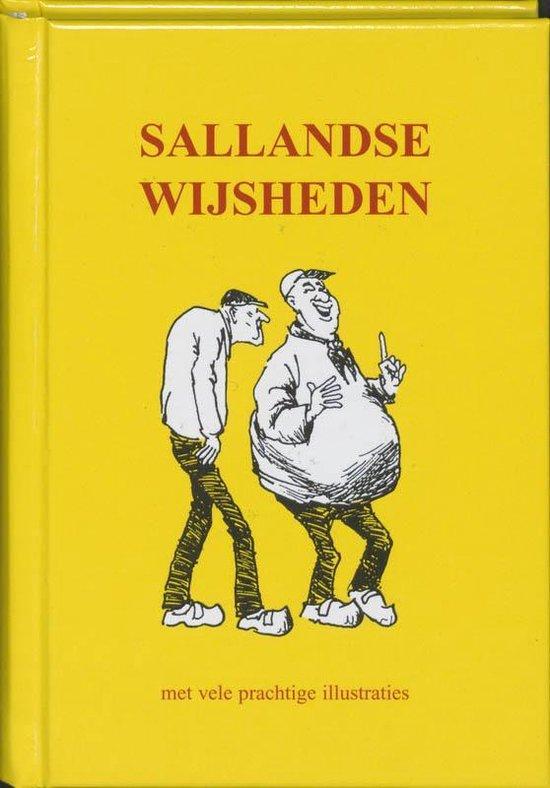 Boek cover Sallandse wijsheden van G. Heijink (Hardcover)